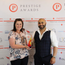 Manchester and North West Prestige Awards 2021